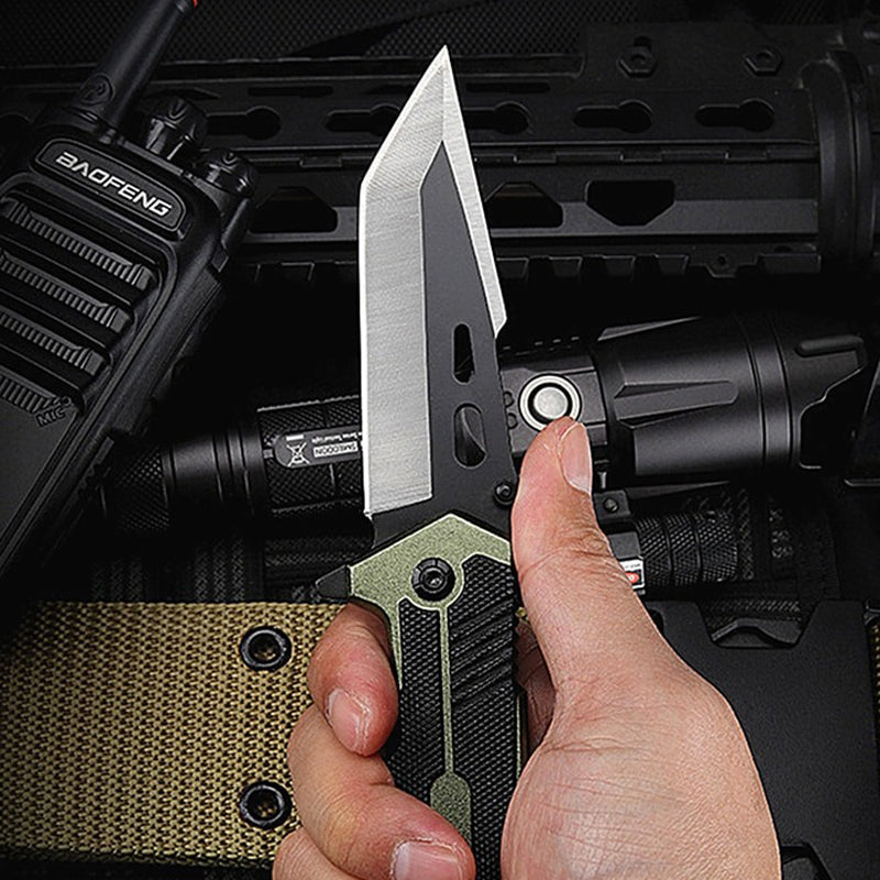 TYR Resa Folding Blade Knife - EDC Outdoor Tool for Camping Hiking Trekking XLOTS24-TYR