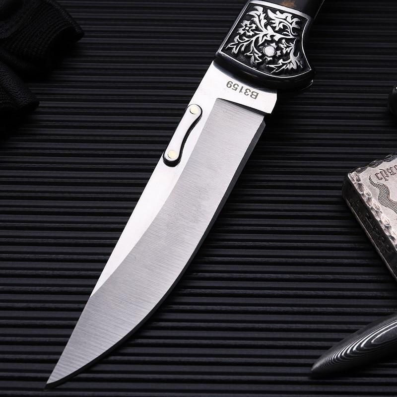 TYR Masami 7Cr17Mov Steel Pocket Folding Knife - EDC Outdoor Tool for Camping Hiking Trekking XLOTS2-TYR