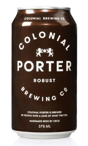 Porter 375mL - Strathmore cellars