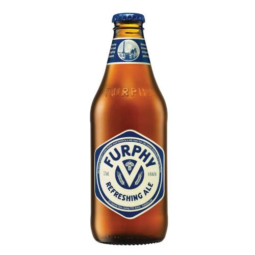Furphy Refreshing Ale bottles 375mL - Strathmorecellars