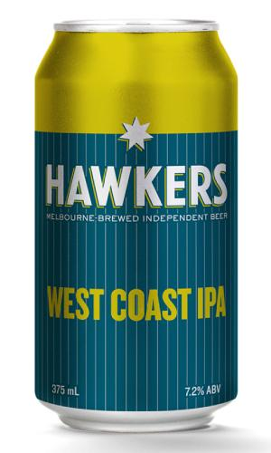 West Coast IPA Cans 375mL - Strathmorecellars