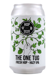 The One Tug - Fresh Hop Hazy IPA - Strathmore cellars