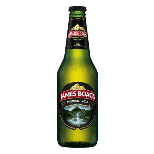 James Boags PREMIUM LAGER bottles 375mL - Strathmorecellars