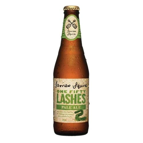 James Squire 150 lashes Pale ale 345mL - Strathmorecellars