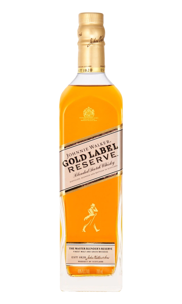 Johnnie Walker Gold Label Reserve Scotch whiskey 700mL