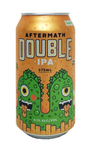 KAIJU! Aftermath Double IPA cans 375mL - Strathmorecellars