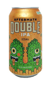 Aftermath Double IPA cans 375ml - Strathmore cellars