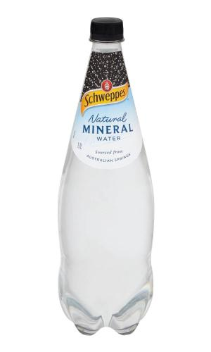 Schweppes Mineral 1.1L