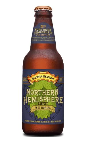 Northern Hemisphere wet hop Ipa(limited) - Strathmore cellars