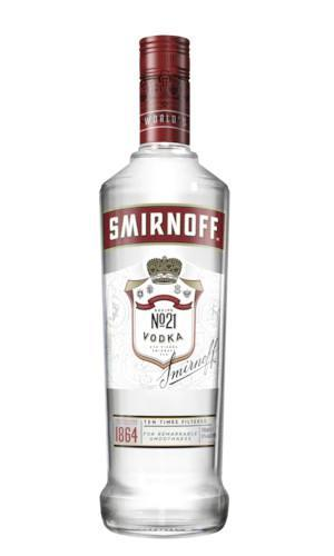 Smirnoff Red Label Vodka 700mL - Strathmorecellars
