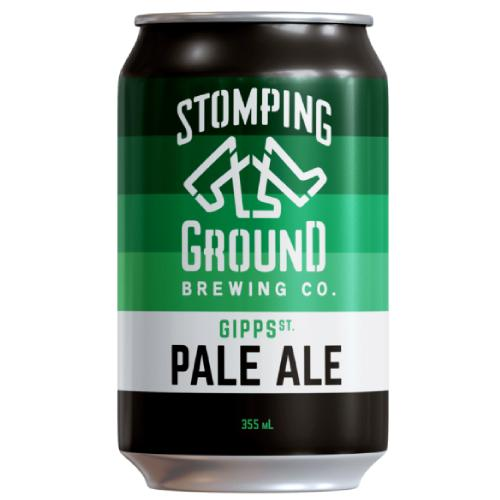 Stomping Ground Gipps st Pale Ale cans 355mL - Strathmorecellars