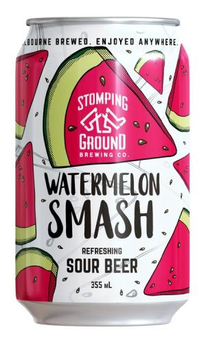 Watermelon Smash Sour Beer - Strathmorecellars