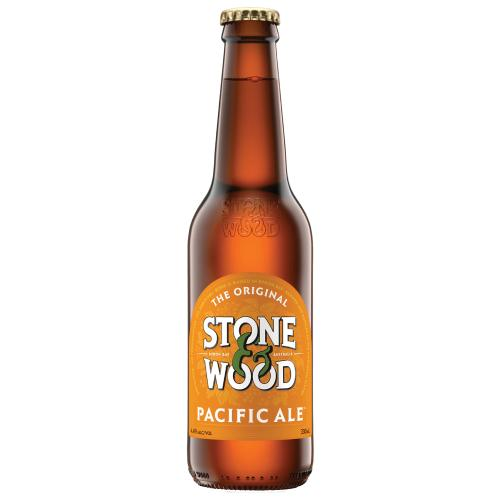 Stone & Wood Pacific Ale bottles 330mL - Strathmorecellars
