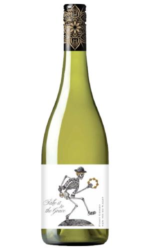Take It To The Grave Pinot Grigio 2019 - Strathmorecellars