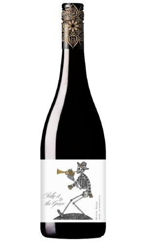 Take It To The Grave Pinot Noir 2018 - Strathmorecellars