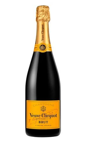 Clicquot Brut Yellow Label NV - Strathmore cellars