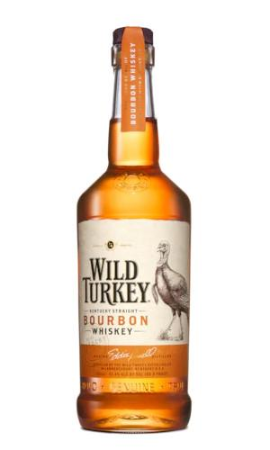 Wild Turkey Kentucky Straight Bourbon Whiskey 700mL - Strathmorecellars