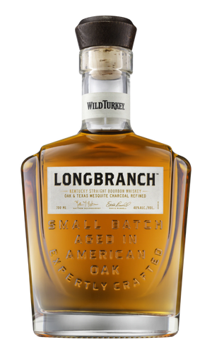 Wild Turkey Longbranch Bourbon Whiskey 700mL