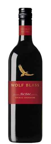 Wolf Blass Red label Shiraz Grenache 2015 - Strathmore cellars