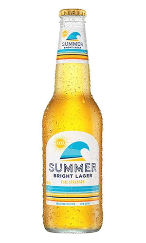 Xxxx SUMMER BRIGHT lager 330mL