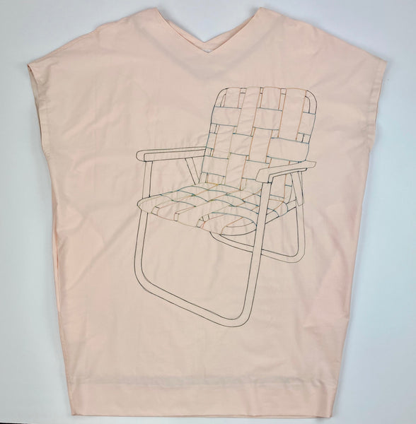 House dress- Lawn Chair