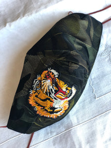Silk camo/tiger right