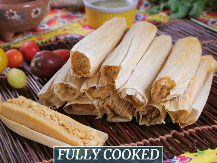 Hand-Rolled Tamale Case