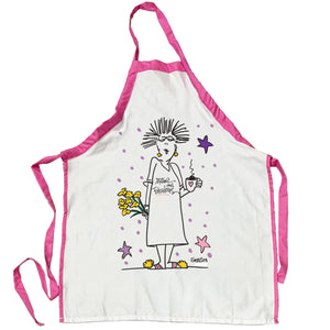 """Mature And Fabulous""  Humorous Cooking Apron"