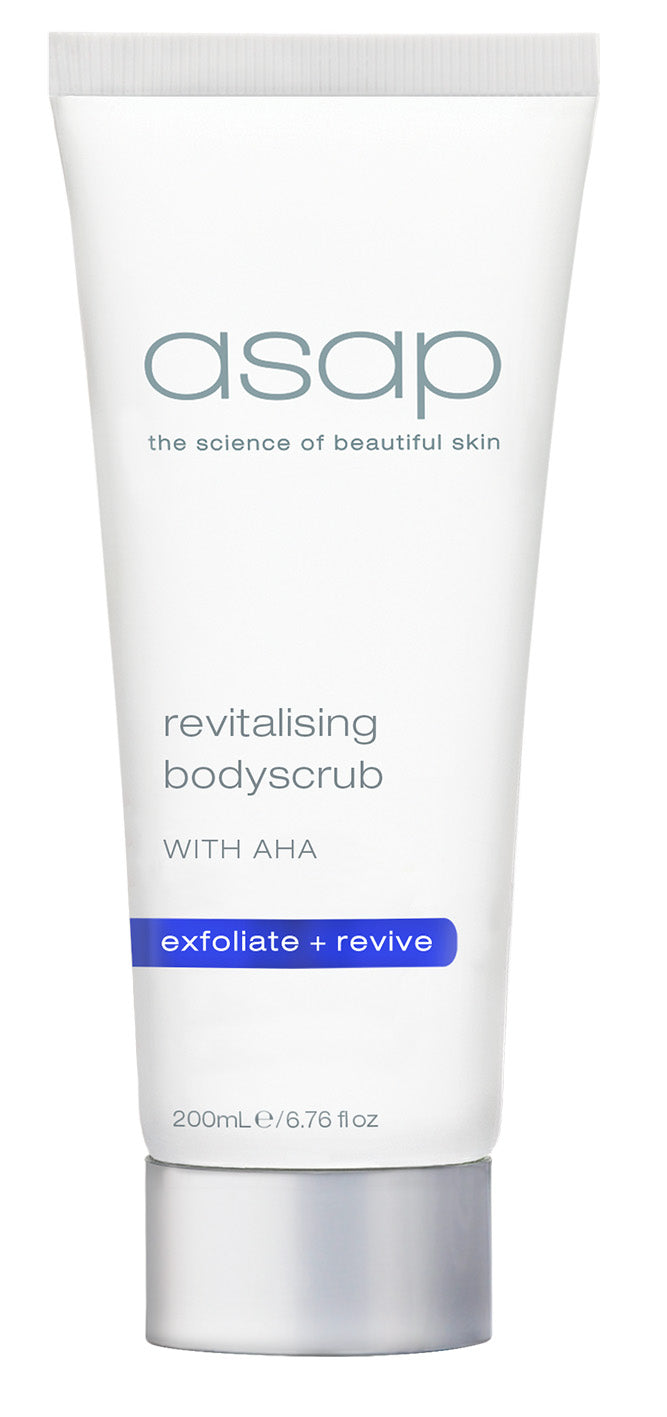 asap revitalising bodyscrub