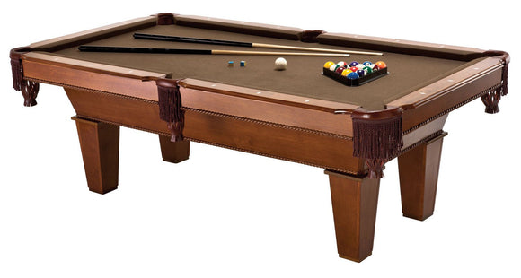 Fat Cat 7' Frisco II Billiard Table with Play Package