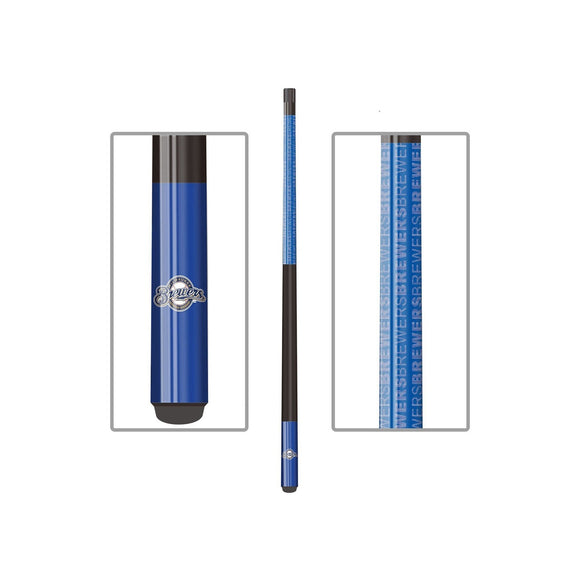 Imperial Milwaukee Brewers Biliard Cue