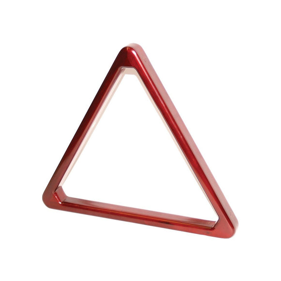 Imperial Bull Nose Wood Triangle, Mahogany