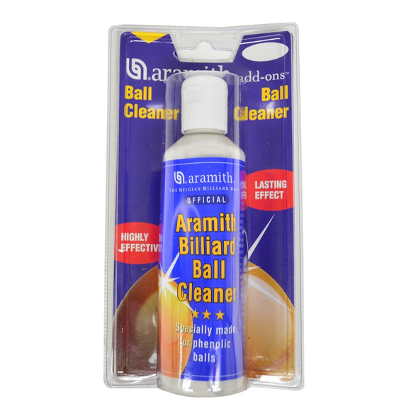 Aramith Billiard Ball Cleaner In Blister Display Pack