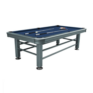 The Imperial Outdoor 8' Light Grey Pool Table