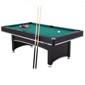 Picture of Triumph 7' Phoenix Billiard Table with Table Tennis Top
