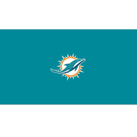 Imperial Miami Dolphins Billiard Cloth