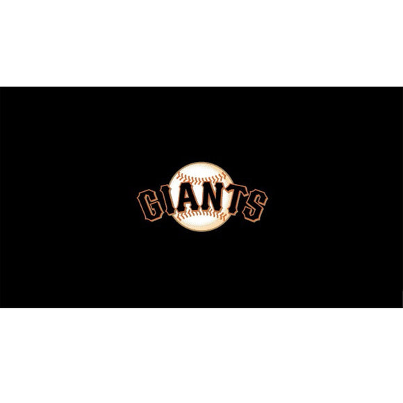 Imperial San Francisco Giants Billiard Cloth