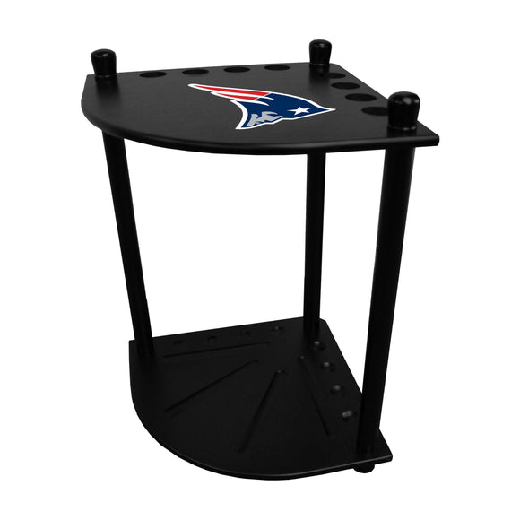 Imperial New England Patriots Corner Cue Rack
