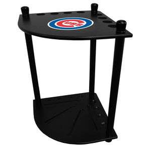 Imperial Chicago Cubs Corner Cue Rack