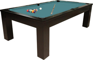 Berner Billiards Contemporary 2-in-1 Pool & Dining Table