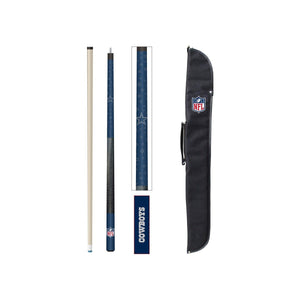 Imperial Dallas Cowboys Cue And Case Set