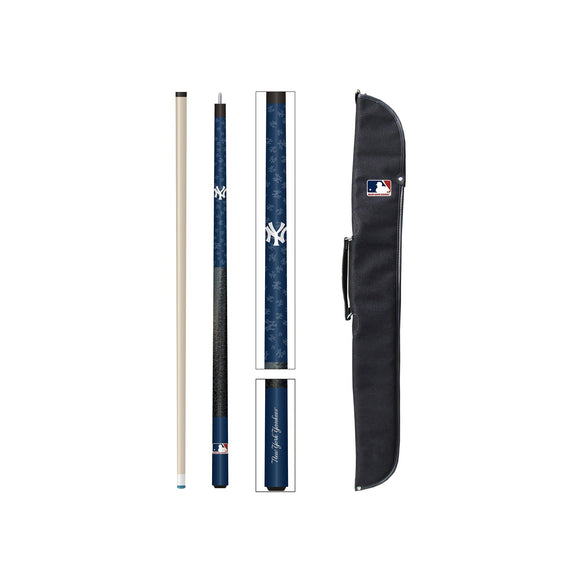 Imperial New York Yankees Cue and Case Set