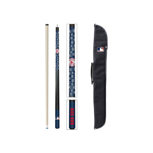 Imperial Boston Red Sox Cue and Case Set