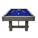 Hathaway Logan 7-ft 3 in 1 Pool Table with Benches