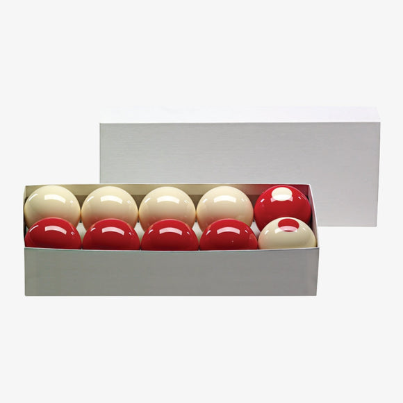 Aramith 2 1/8-in. Standard Bumper Pool Ball Set