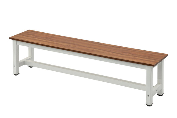 Playcraft Pair of Benches for Glacier 7' Wood Bed Pool Table