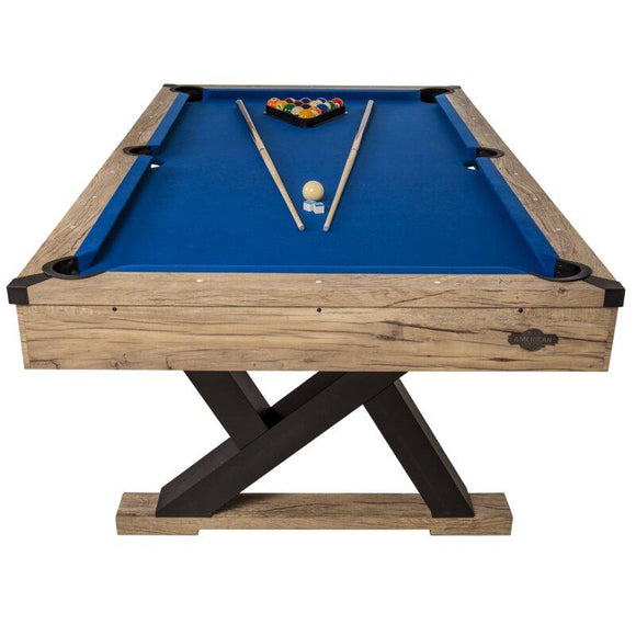 American Legend Kirkwood 7' Billiard Table