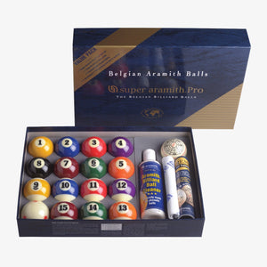 Super Aramith Pro Ball Set Value Pack