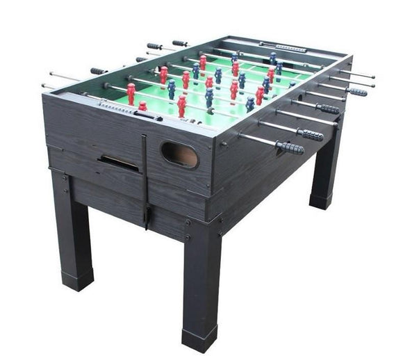 Picture of Berner Multi 13-in-1 Combination Game Table in Black