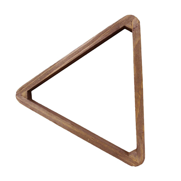 Imperial Bull Nose Wood Triangle, Desert Chestnut